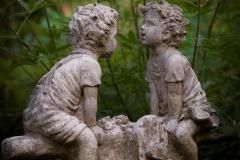 Levenscarroussel: 'De kindertuin'